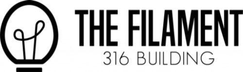 Logo - Filament Office Building of Alexandria